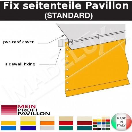 Fix seitenteile Pavillon