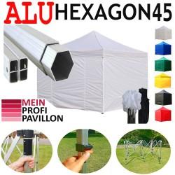 Faltpavillon 3x3m ALU EXA45