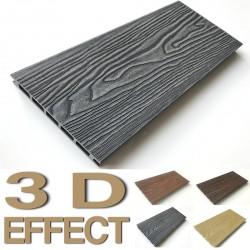WPC Terrassendielen 3D  2200x146x25mm -