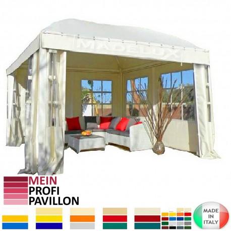 Profi Pavillon GOLD zertificate PVC