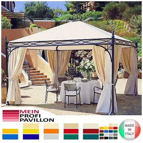 Profi Pavillon Vienna IN personalisiert pvc
