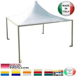 Profi Pavillon STAR zertifikat PVC 80x80mm