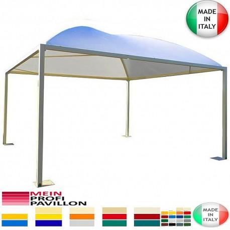 Profi Pavillon GOLD zertifikat pvc