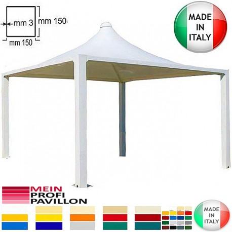 Profi Pavillon STAR MAXI zertifikat PVC